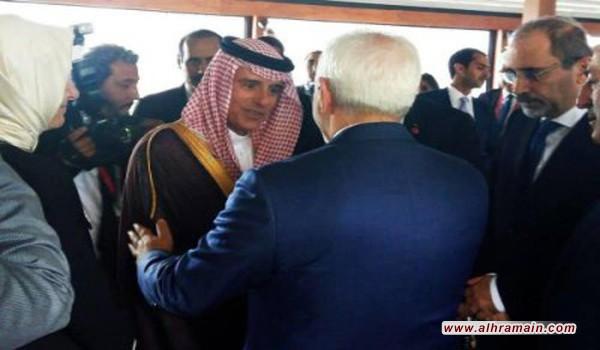 """الجبير """"يَسخر"""" من تصريحات إيرانيّة حَول التّقارب مع السعوديّة ويُهاجم بشراسةٍ """"حزب الله"""".."""