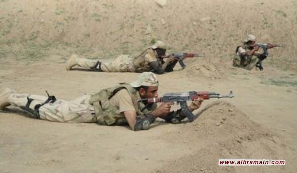 المملكة تستعين بمرتزقة يمنيين لحماية حدودها الجنوبية