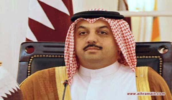 وزير الدفاع القطري: أجبرنا على المشاركة بالتحالف العربي في اليمن من قبل السعودية ودول عربية أخرى (فيديو)