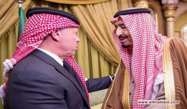 خطبة الشيخ هليل النارية وتحذيراته للدول الخليجية من انهيار الأردن اعطيا ثمارهما بسرعة