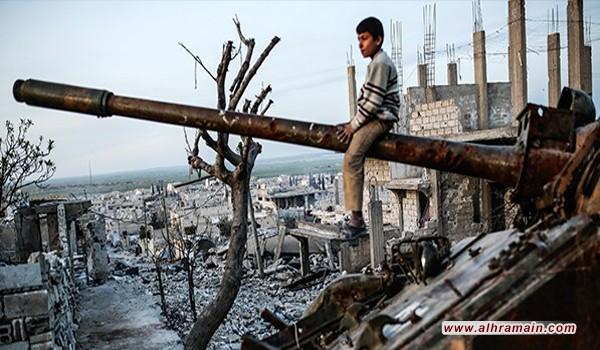 "معهد ""فيريل"": دمشق أمام تحد ""داعش"" كردي ترعاه واشنطن ودول خليجية"
