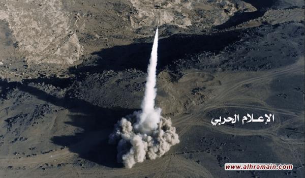 استهداف لواء الرادارات السعودي في عسير بصاروخ بالستي