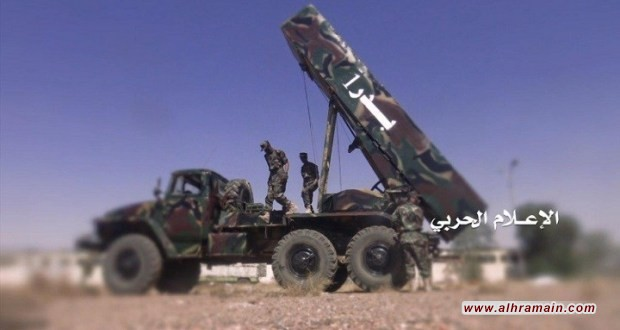 """نجران: بالستي يمني يضرب """"مركز القيادة والسيطرة"""" ويقتل ويصيب عشرات العسكريين السعوديين"""