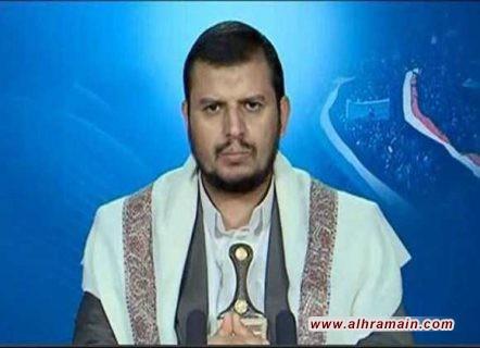 الحوثي ينصح السعودية والامارات بمراجعة حساباتهما بعد ضرب إيران أهدافا أمريكية في العراق