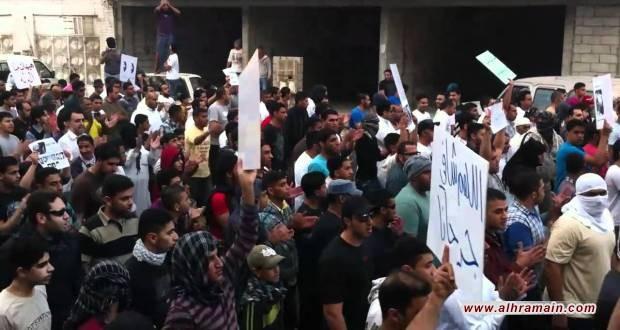 """""""الرياض تعاقب الشيعة بسبب جرأتهم على الاحتجاج"""""""