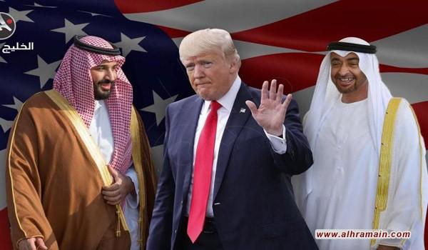 حلفاء الخليج مبتهجون بالانسحاب الأمريكي مــن الاتفاق النووي الإيراني