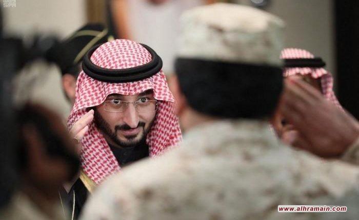 """نسخة طبق الأصل من """"أبومنشار"""".. """"شاهد"""" هذا ما قاله وزير الحرس الوطني الجديد في أول ظهور له"""