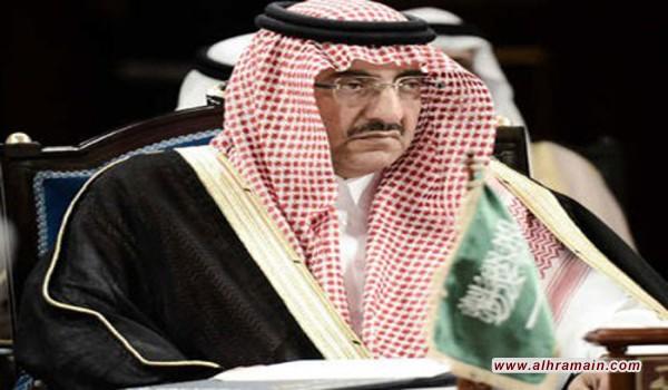 حملة للدّفاع عن الأمير محمد بن نايف بعد اتهامات تعاطيه العقاقير المُخدّرة