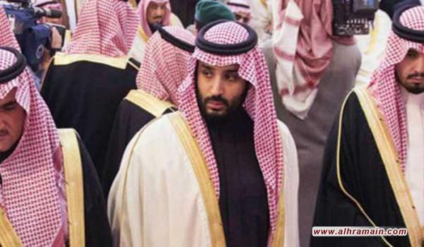 برافدا: أمراء يريدون التخلص من بن سلمان