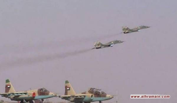 مناورات عسكرية سودانية سعودية تنطلق الأربعاء المقبل