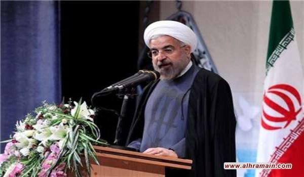 روحاني يتهم السعودية بدعم الارهاب ويعتبر قمة الرياض استعراض بدون أي قيمة سياسية