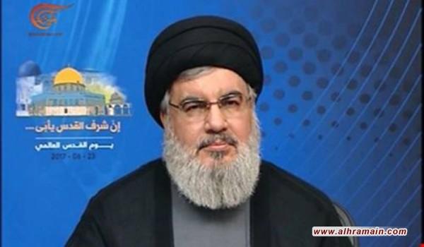 السيد نصرالله: النظام السعودي أضعف وأجبن من أن يشن حرباً على إيران..