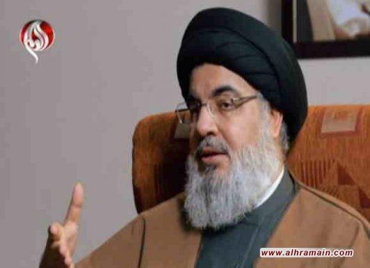 السيد نصرالله: أداء المسؤولين السعوديين سيعجل في نهاية هذا النظام