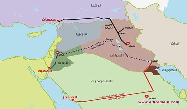 المصلحة السعودية في انفصال كردستان