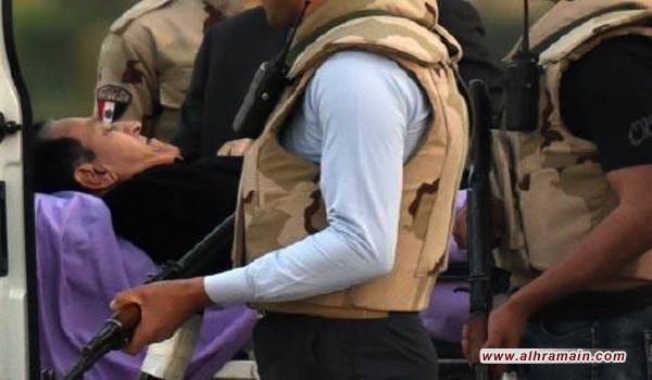 مبارك يجري اتصالات بالرياض... لتأدية الحج