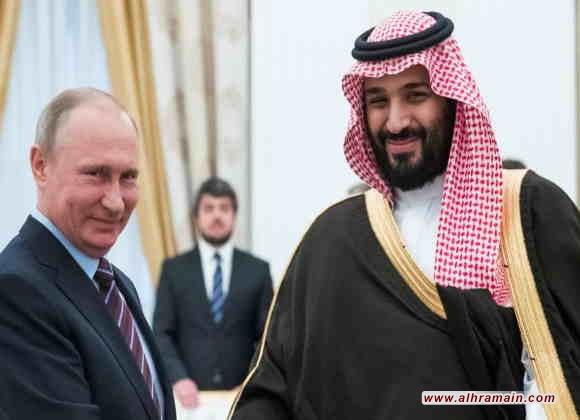 """بوتين: خروج السعودية من """"أوبك+"""" أحد أسباب هبوط النفط ويجب خفض الإنتاج لـ10 مليون برميل"""
