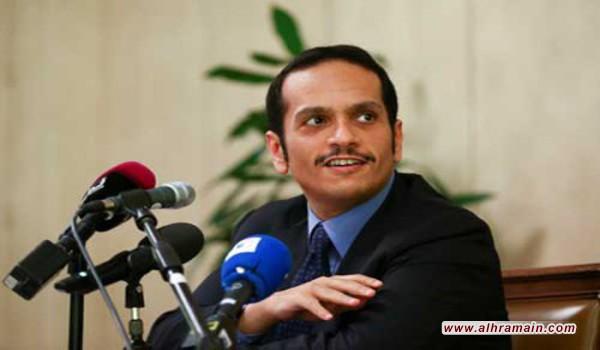 وزير الخارجية: قطر ترفض المطالب العربية لن تغلق القاعدة التركية التي تستضيفها أو قناة الجزيرة