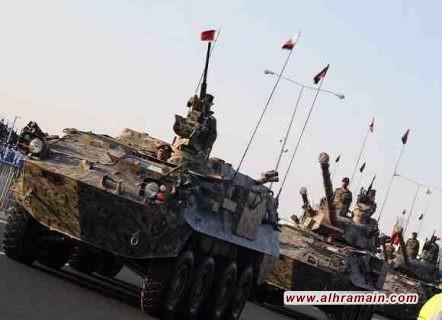 """قوة عسكرية قطرية تصل السعودية للمشاركة في تمرين """"درع الجزيرة 10"""""""