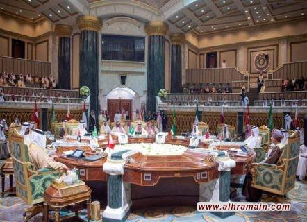 البيان الختامي في أقصر قمة خليجية: دول الخليج تؤكد على وحدتها رغم تغيب أمير قطر عن قمة الرياض ويدعون إلى وحدة مالية ونقدية بحلول 2025..