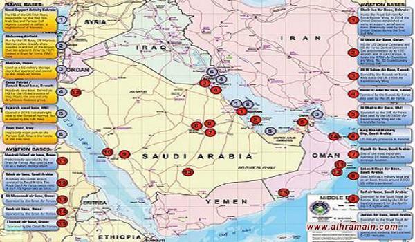 الدولة العربيّة التي لا يحميها أبناؤها لا تحميها القواعد العسكريّة الأجنبيّة !
