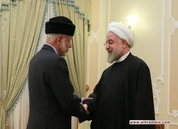 روحاني خلال استقباله وزير خارجية عمان: لا مانع لدى إيران لاستئناف العلاقات مع السعودية.. ويجب أن نساعد جميعا من أجل إنهاء الحرب في اليمن