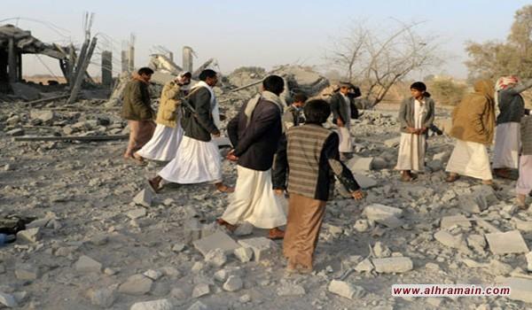 الملف اليمني سيكون ضمن المباحثات البريطانية-السعودية أملا في مساعدة الاهالي المدنيين بعد ثلاث سنوات من الحرب الاهلية