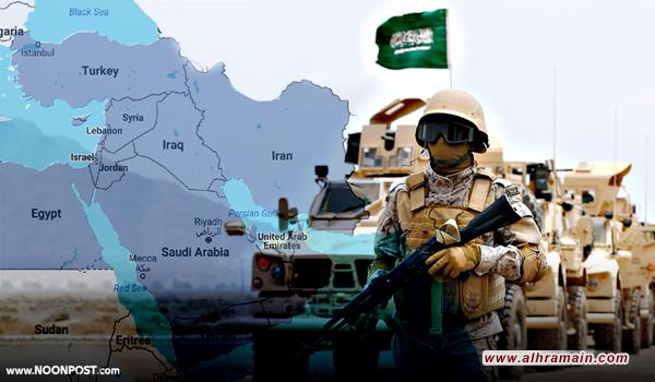 السعودية تصنع أول سلاح لها في إطار سباق الصواريخ في الشرق الأوسط