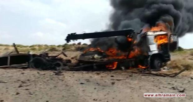 أكثر من 7 آلاف عملية عدائية للسعودية ضد اليمن في أكتوبر الماضي