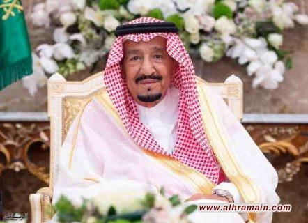 العاهل السعودي يعفي وزير الاقتصاد من عمله ويعينه مستشارا بالديوان الملكي