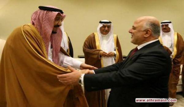 """صحف مصرية: عشقي: صورة الملك سلمان وهو ممسك بيد العبادي رسالة لإيران مفادها انتزعنا """"العراق"""""""