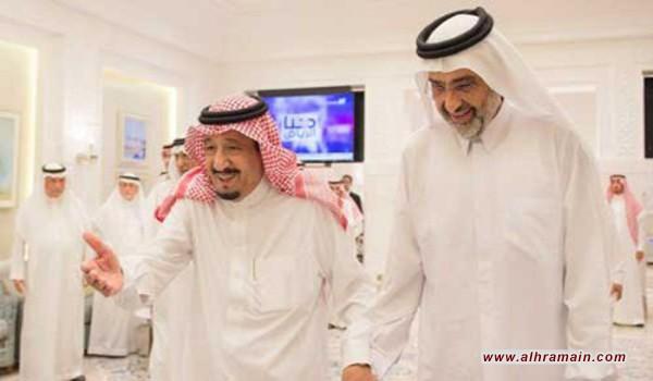 بلومبرغ تكشف دور السعودية في وصول عبد الله آل ثاني إلى حكم قطر