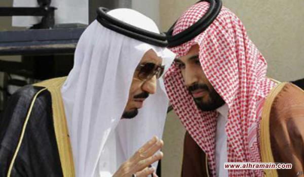الملك سلمان قد يتنازل عن العرش في ظرف خمسة أشهر وإقامته في طنجة حاسمة والبحث جار عن ولي العهد الجديد