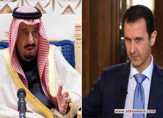 تقاربٌ سوريّ سعوديّ مُفاجئ والهدف المحور التركيّ القطريّ..