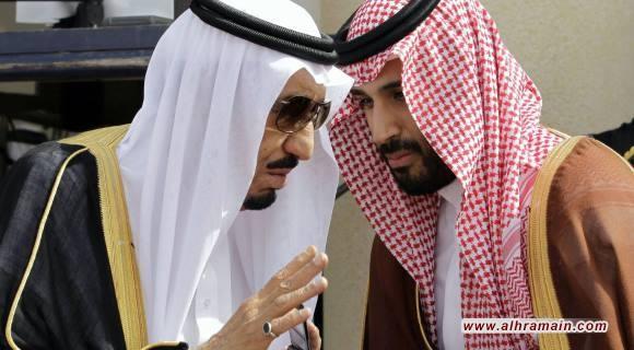 التايمز: أمراء منهمكون خلف أبواب القصر المذهب لإنقاذ المملكة.. هل يستجيب العاهل السعودي لإلحاح عشرات الأمراء ويبعد ولي العهد؟