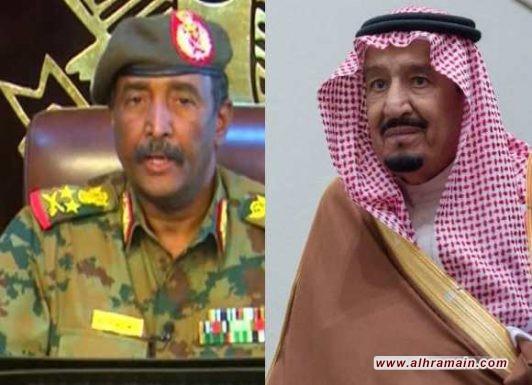 المجلس العسكريّ السودانيّ حسَمَ أمره وقرّر الانضِمام إلى الحِلف السعوديّ الإماراتيّ الأمريكيّ والمُكافأة منحة ماليّة مِقدارها ثلاثة مِليارات دولار..