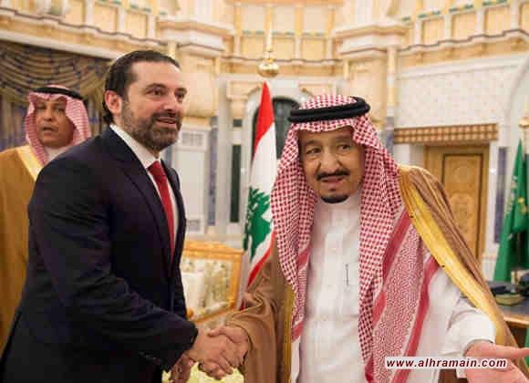 """عندما يتحدّث ملك سعودي لأوّل مرّة في خطابٍ عن مواجهة """"حزب الله"""" بالاسم ونزع سلاحه.."""