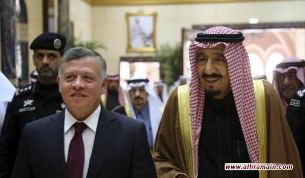 كاتِبٌ أمريكيّ يُحدِّد ثلاثة أسباب للخِلاف بين السعوديّة والأُردن.. ونَحن نُضيف إليها ثلاثة أُخرى..