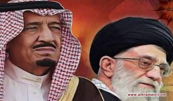 عناق من السعودية.. تحذير لايران
