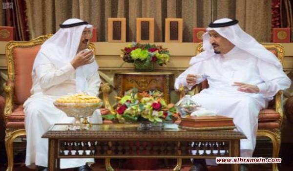 لماذا غاب الأمير محمد بن سلمان عن استقبال أمير الكويت ومأدبة الغداء التي أُقيمت على شَرفه؟