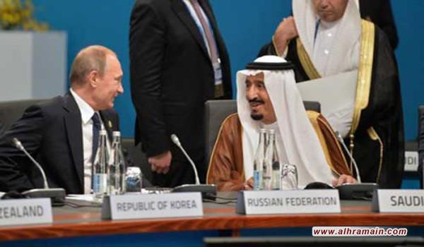 موسكوفسكي كومسوموليتس: زيارة الملك سلمان إلى موسكو اعتراف واقعي بأن روسيا قادرة على التأثير في تطور الأوضاع في الشرق الأوسط