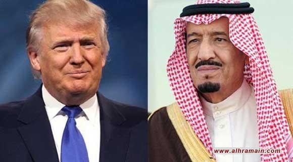ترامب يعلن موافقة العاهل السعودي على زيادة إنتاج النفط لتعويض أي نقص محتمل في الإمدادات
