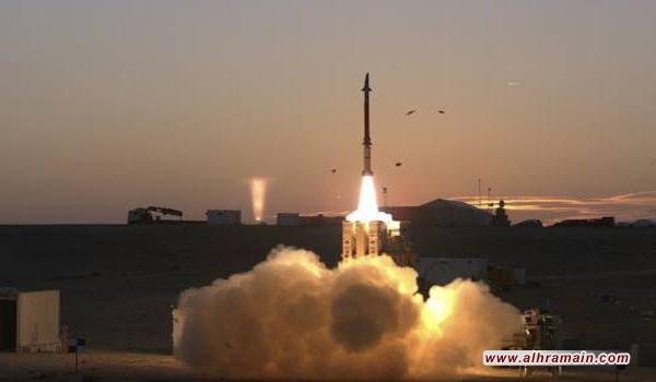 الحوثيون يعلنون اطلاق صاروخ باليستي من نوع (بدر1) على معسكر للجيش السعودي بنجران جنوب المملكة.. والدفاع الجوي السعودي يعترضه