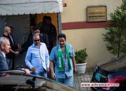 ديلي صباح: السعودية باعت قنصليتها في اسطنبول سرا