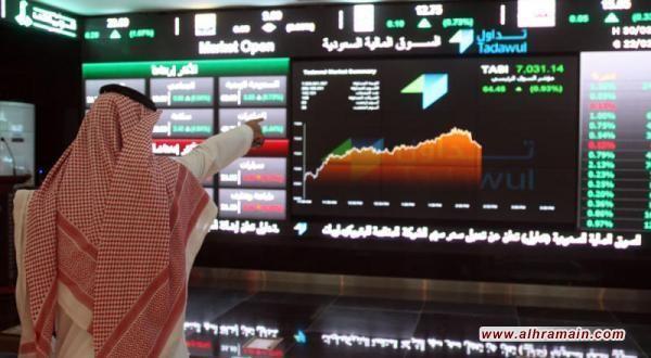 """""""سي أن بي سي عربية"""": السوق السعودي خسر 100 مليار ريال في أسبوع"""