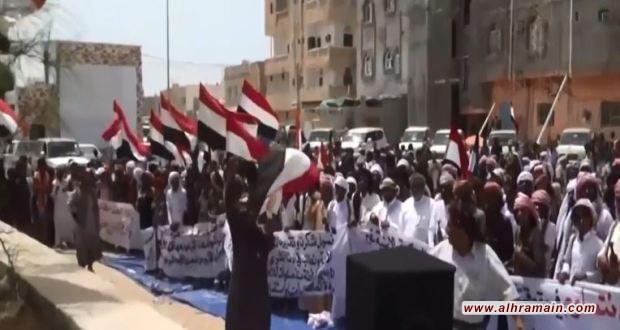السعودية تخطط لمهاجمة قبائل المهرة اليمنية