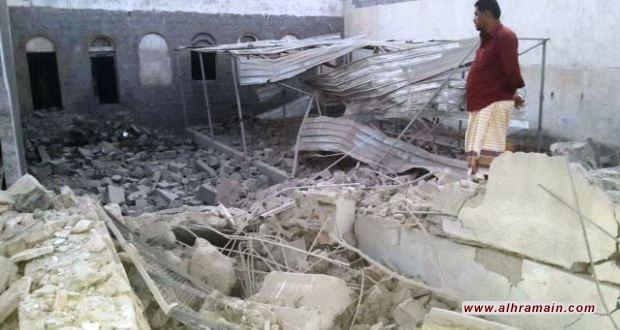 مجزرة لتحالف العدوان السعودي: استشهاد طفلة وإصابة أخواتها وأمهم بقصف على الحديدة