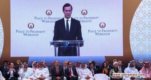 """""""إندبندنت"""": تجاهلوا كوشنر الساعي إلى """"بحر الأموال الخليجية"""" وتدمير فلسطين"""