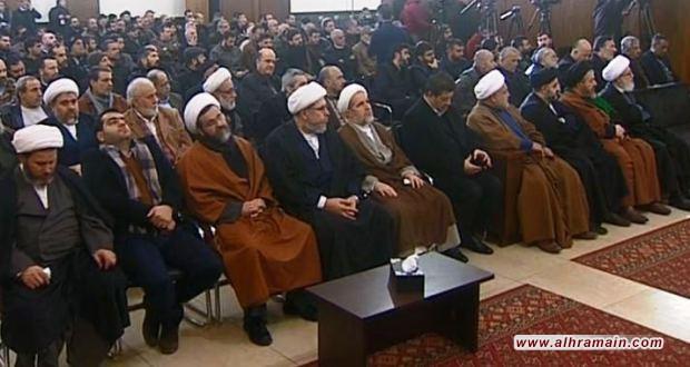 بيروت: فعالية بمناسبة الذكرى السنوية الثالثة لاستشهاد الشيخ نمر باقر النمر