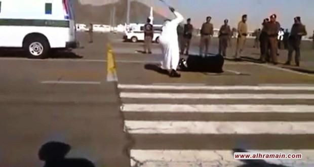 الرياض: الداخلية تعدم وتصلب مواطناً