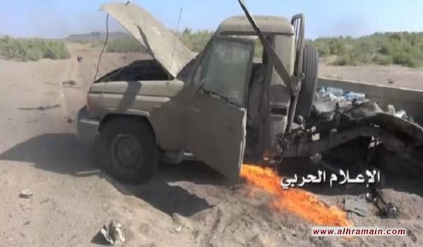 مصرع جنود سعوديين في نجران